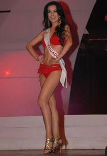 Miss Earth Ecuador 2012