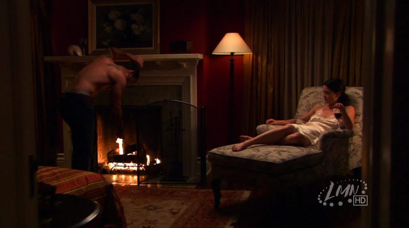 Vincent Walsh Shirtless in The Two Mr. Kissels