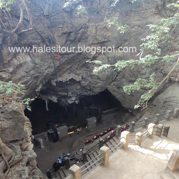 Halesi Mahadevthan cave