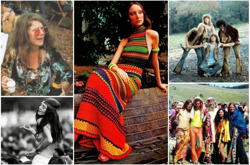 Fotos de hippies anos 70 - Moda hippie anos 70 ...