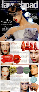 Mehron Makeup in Beauty Launchpad Magazine