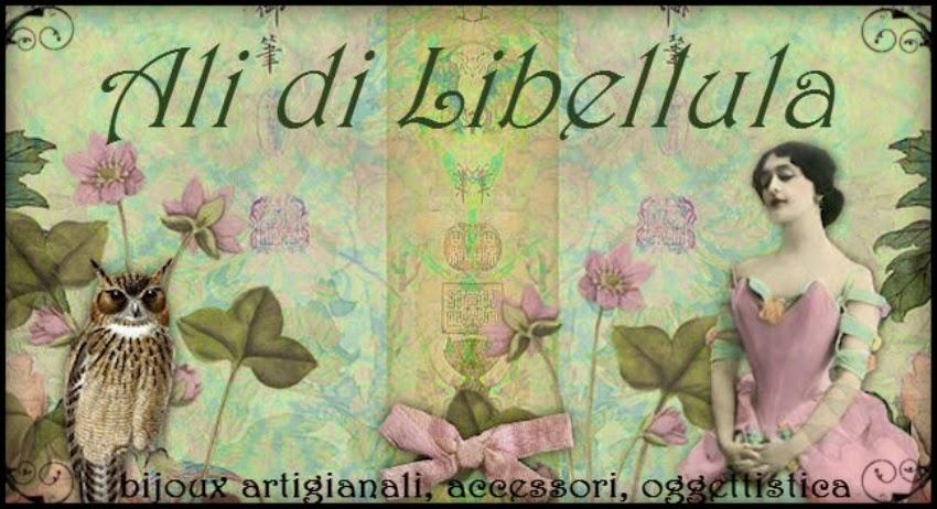 Ali di Libellula