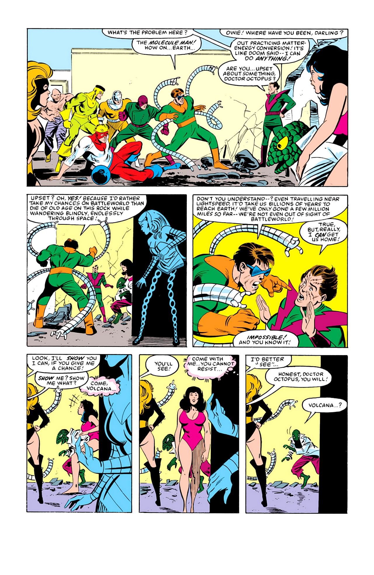 Captain America (1968) Issue #292m #220 - English 10