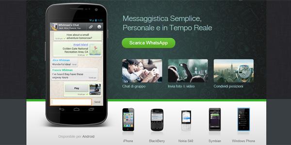 WhatsApp facebook news app