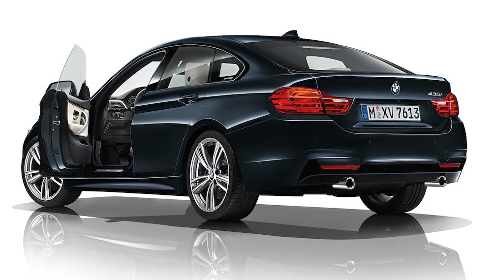 BMW 4シリーズグランクーペ・M Sportパッケージ