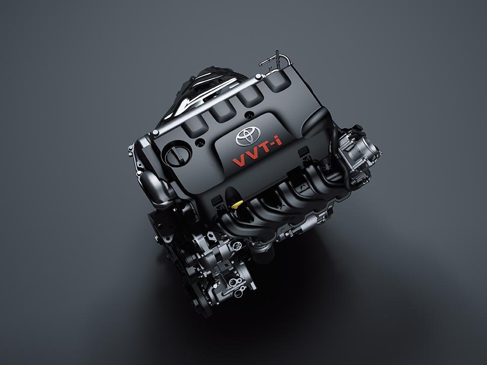 novo Toyota Vios 2014 motor