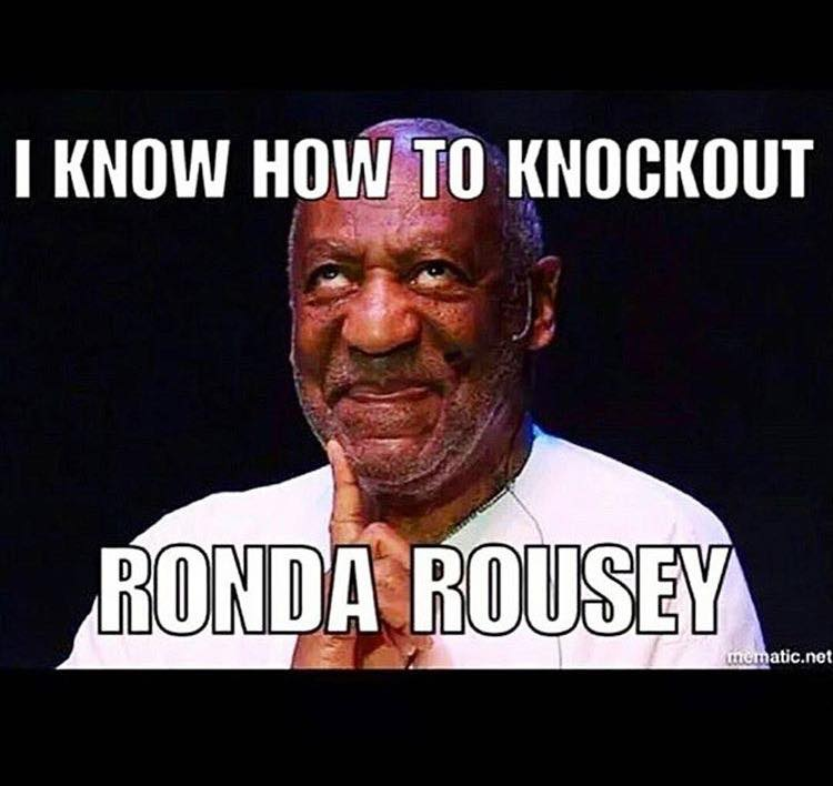 Funny Ufc Meme : World famous publishing team top funniest rousey vs