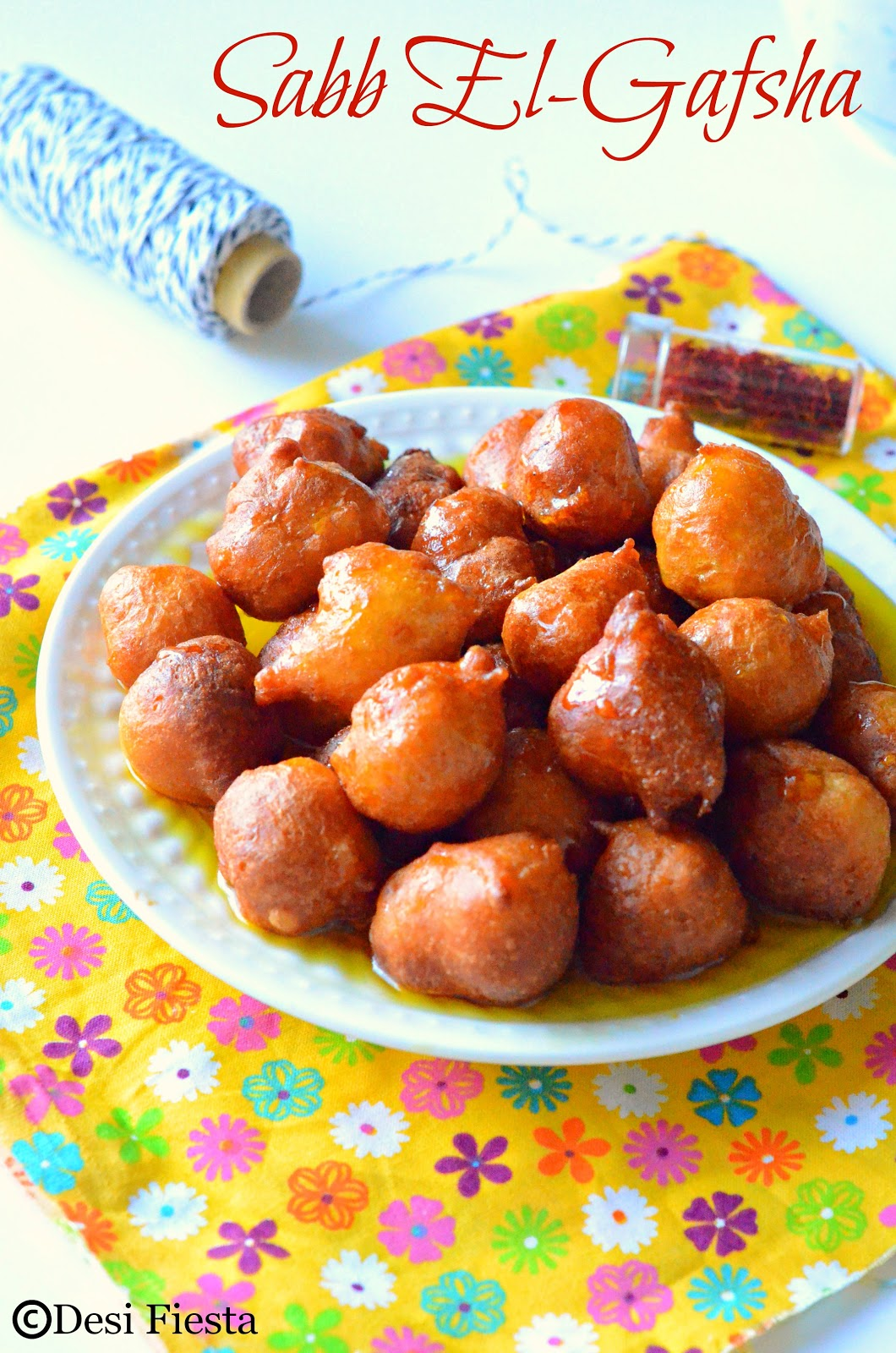 Fried fritters recipes