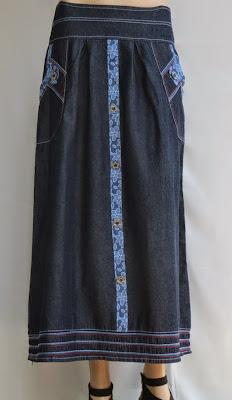Skirt Jeans Murah