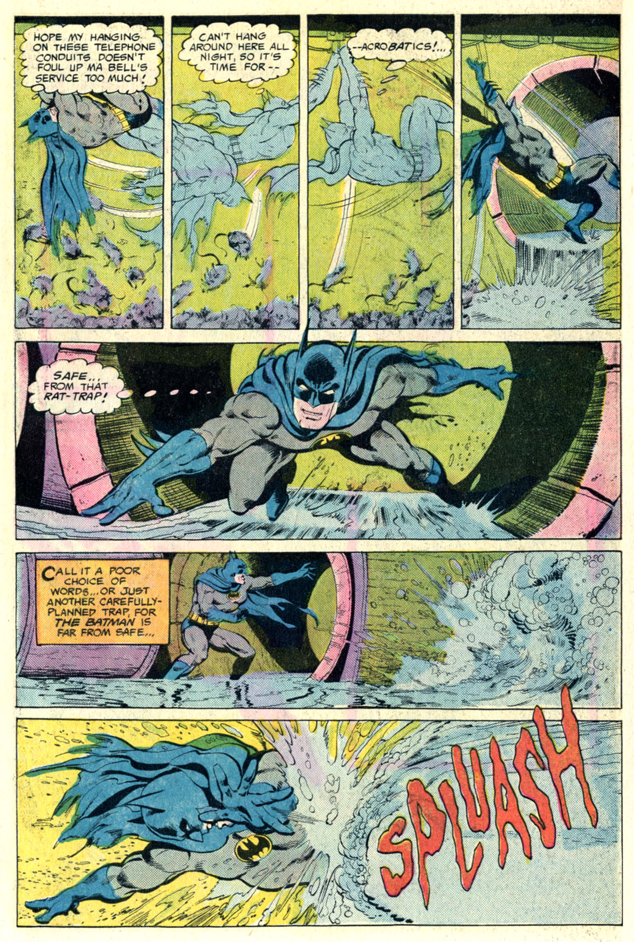 Detective Comics (1937) Issue #461 Page 11