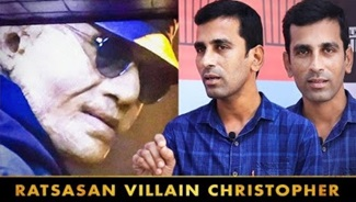 Sentimental Idiot | Actor Nan Saravanan Interview | Ratsasan Villain Christopher