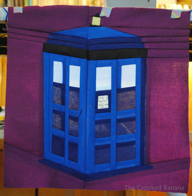 tardis block doctor who along