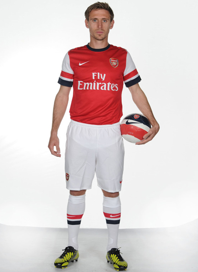 Nacho Monreal Defender Arsenal Profile