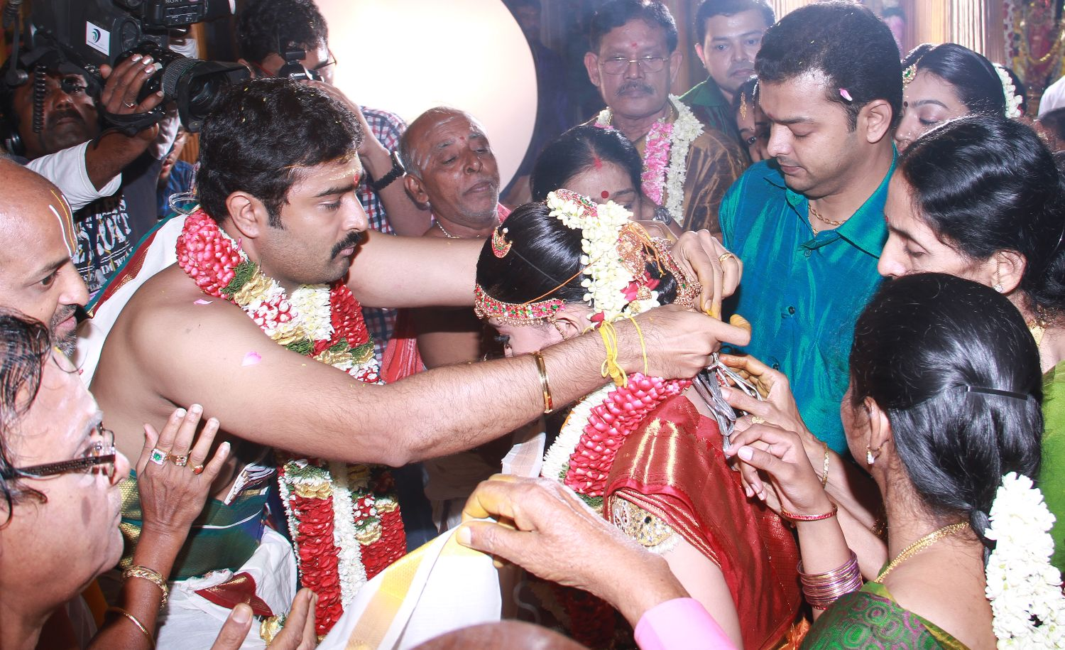 Sneha Marriage S Stills Wedding Event Pictures