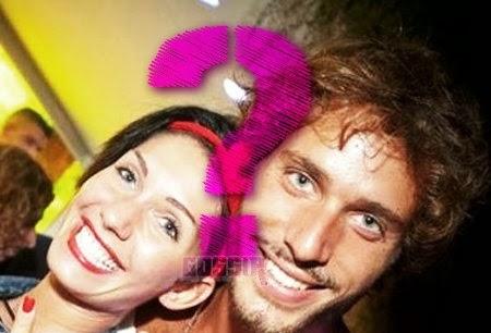 Manfredi Ferlicchia e Veronica Valà