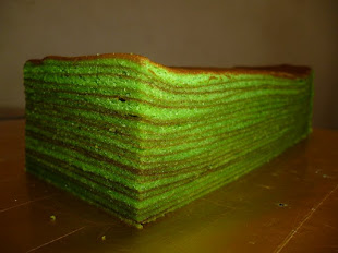 Kek Lapis Evergreen