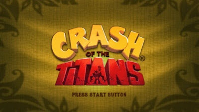 Crash Of Titans ISO PSP