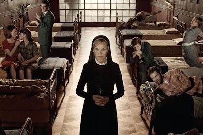 American Horror Story Asylum Emmy 2013
