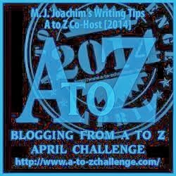 A-Z Challenge Sign Up List