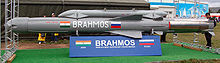 The air-launched version of BrahMos