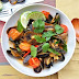 Saltspring Island Mussels With Red Curry Paste