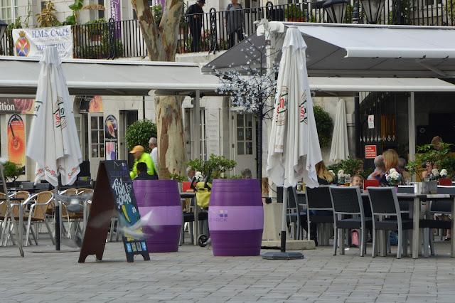 Gibraltar Grand Casamates Square
