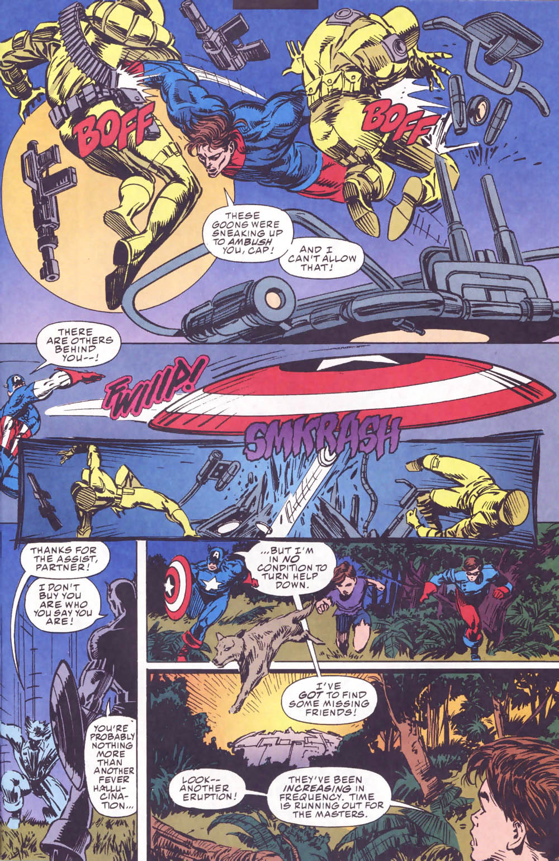 Captain America (1968) Issue #440b #393 - English 11