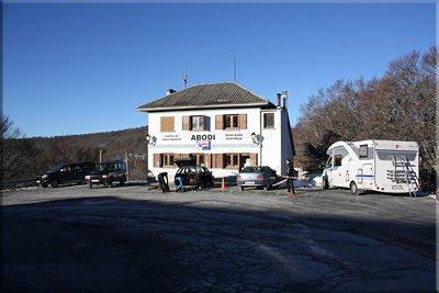 Centro de Esquí Nórdico, punto de inicio