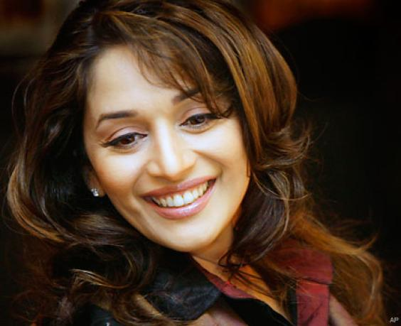 Indian Top Actress Madhuri Dixit Wallpapers