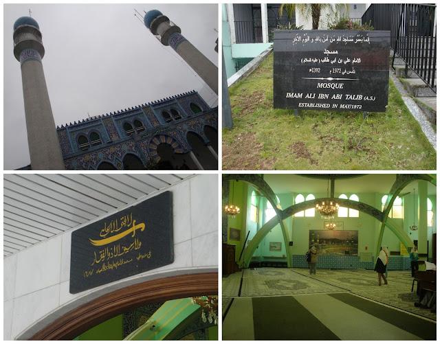 Mesquita Iman Ali ibn Abi Talib, Curitiba