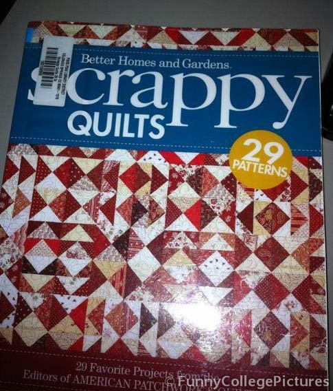 Crapy quilts