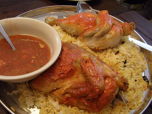 Nasi Arab Oh Nasi Arab