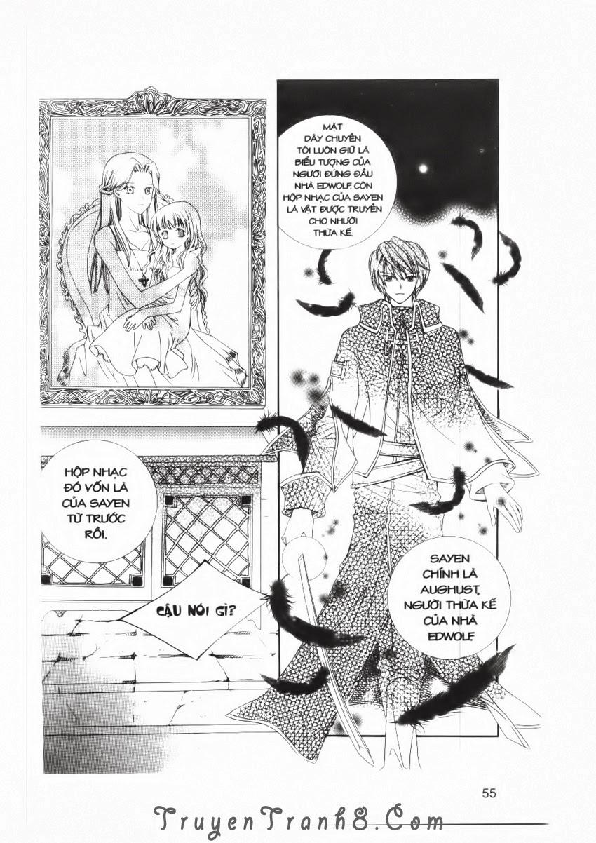 A Kiss For My Prince - Nụ Hôn Hoàng Tử Chapter 18 - Trang 18