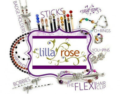 Beautiful Hair Accessories at Lilla Rose!