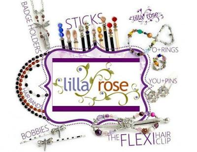 Beautiful Hair Accessories at Lilla Rose!