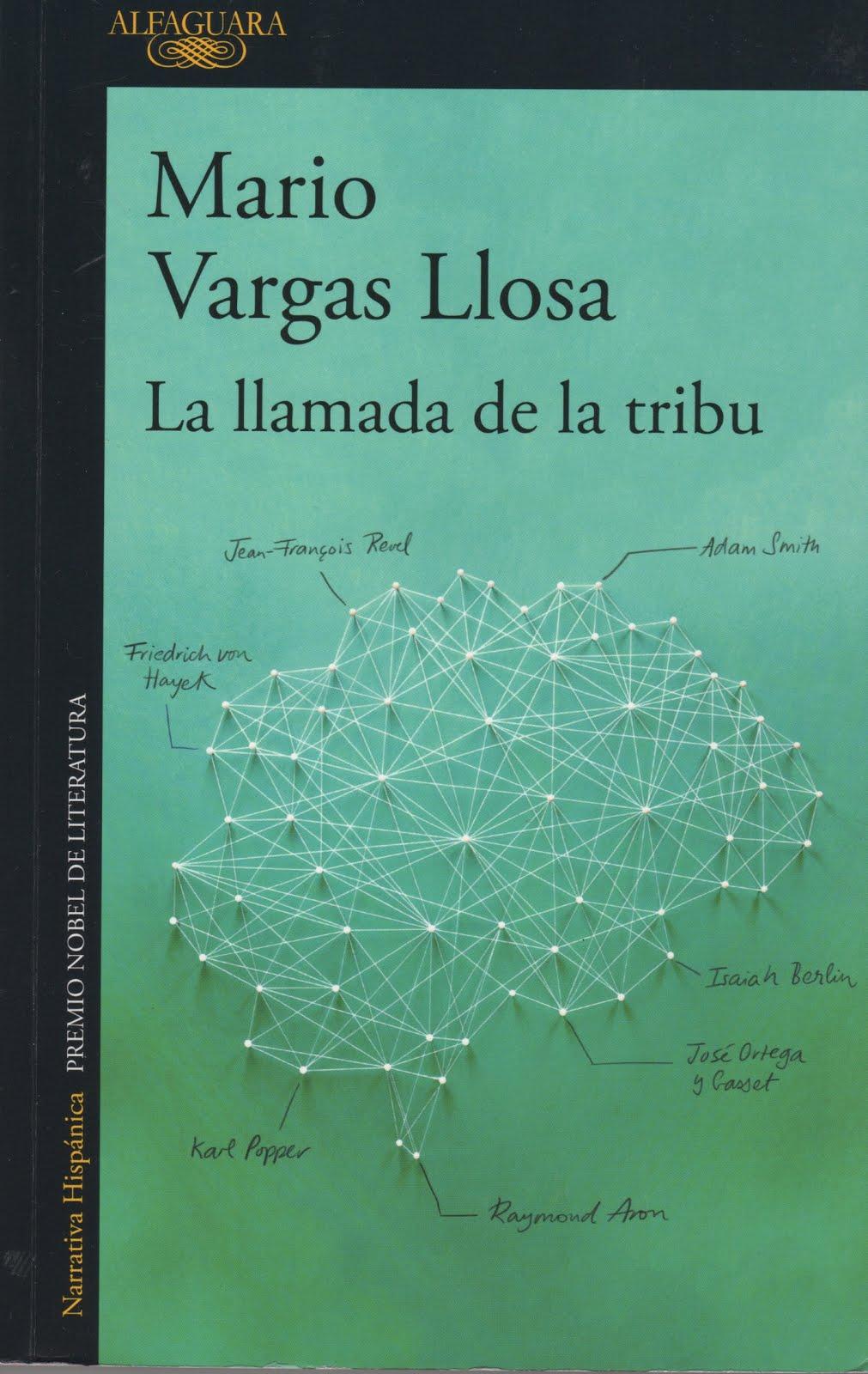 Mario Vargas Llosa (La llamada de la tribu)