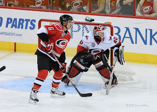 #6 Ted Enarson - Carolina Hurricanes Alumni Game