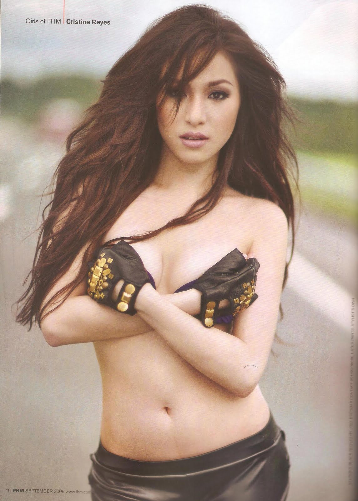 Cristine Reyes - 2008 FHM Calendar
