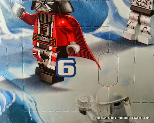 LEGO Star Wars Advent Calendar Day 6