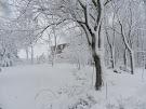 First snow of winter Nov. 2015