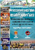PRESENTACIÓN OFICIAL DE LA TEMPORADA 2012.2013