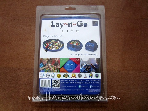 Lay-n-Go activity mat