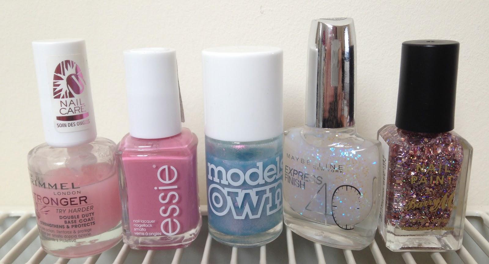 Nail Tutorial ♡ Pink Glitter Ombré | Lois Loves - Beauty & Fashion Blog