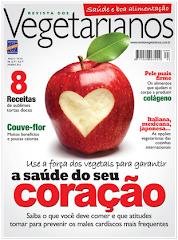Participação na Revista dos Vegetarianos