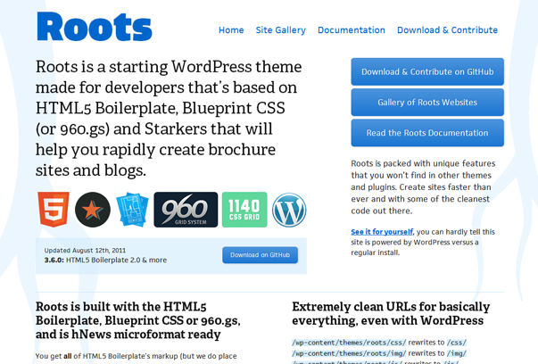 Roots HTML5