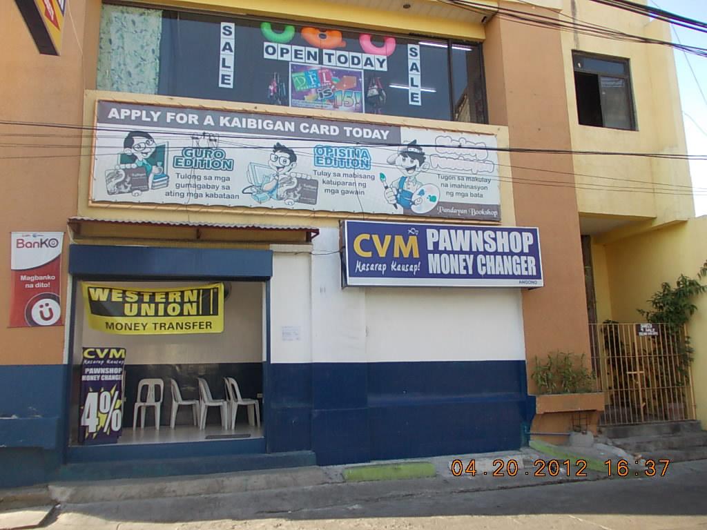 study of pawnshop