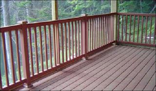 Pavimentos exteriores de madera