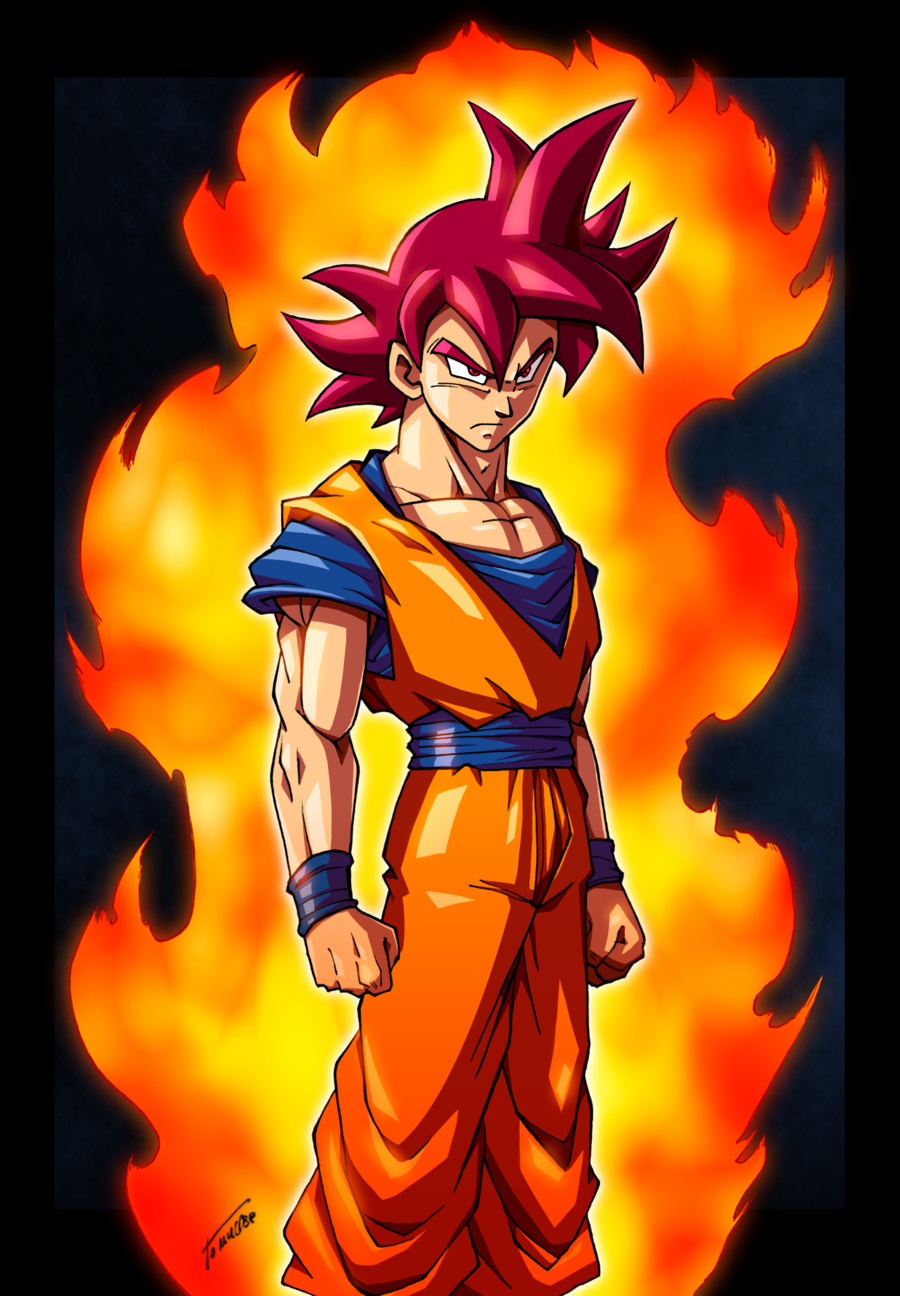 ForumThis is what Super Saiyan 5 must look like  Dragon