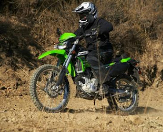 2012 Kawasaki KLX250S Dual Purpose