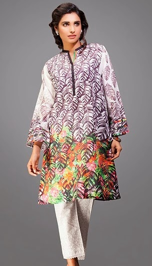 Gul Ahmed Fall Digital Print Collection